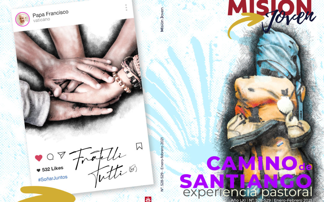 Novedades de la revista Misión Joven