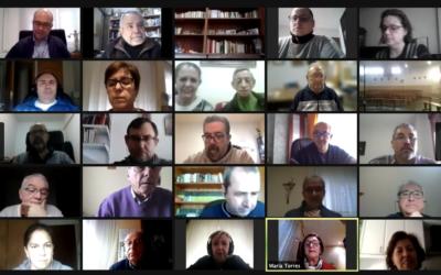 Las parroquias salesianas reflexionan sobre la identidad y misión como pueblo de Dios en salida
