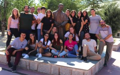 """Pepelu Gallego: """"Haber profesado como Salesiano coadjutor es lo que da sentido a mi vida"""""""