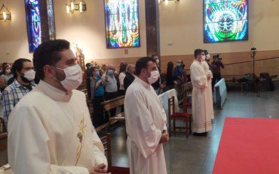 El día de Ramón, Sergi, Jesús Mª y Bienvenu
