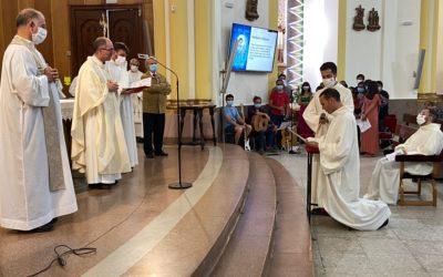 Nuevos salesianos en las inspectorías españolas